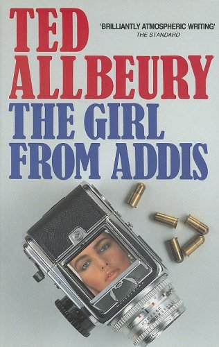 The Girl from Addis By Ted Allbeury