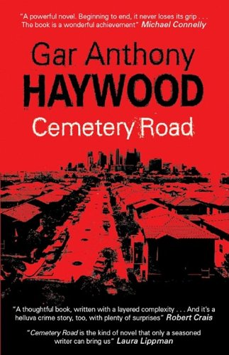 Cemetery Road By Gar Anthony Haywood