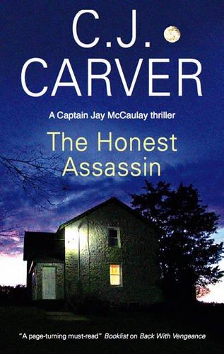 The Honest Assassin By C. J. Carver