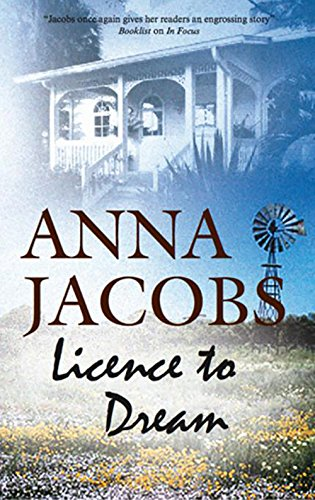 Licence To Dream By Anna Jacobs