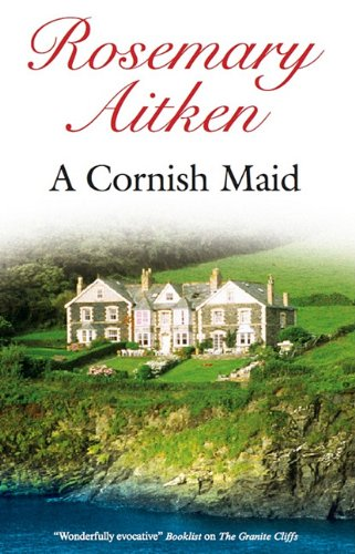A Cornish Maid by Aitken, Rosemary Hardback Book The Cheap Fast Free Post