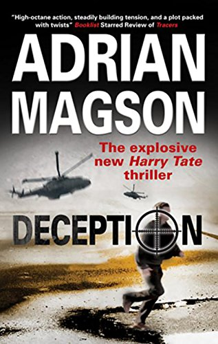 Deception By Adrian Magson