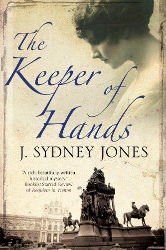 The Keeper of Hands By J. Jones