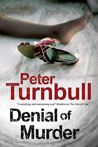 Denial of Murder By Peter Turnbull