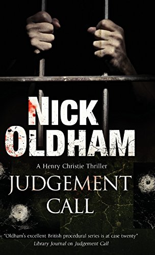 Judgement Call By Nick Oldham