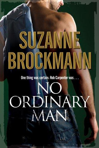 No Ordinary Man By Suzanne Brockmann