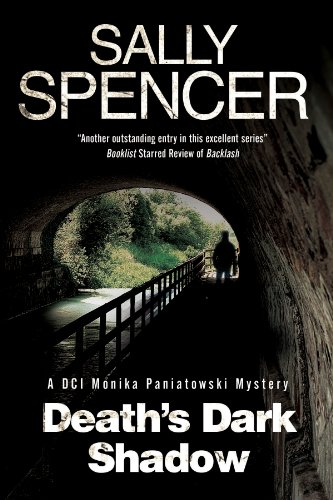 Death's Dark Shadow - a Novel of Murder in 1970's Yorkshire By Sally Spencer