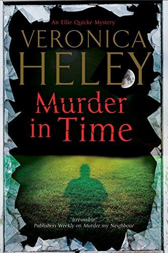 Murder in Time: an Ellie Quicke British Murder Mystery (An Ellie Quicke Mystery) By Veronica Heley