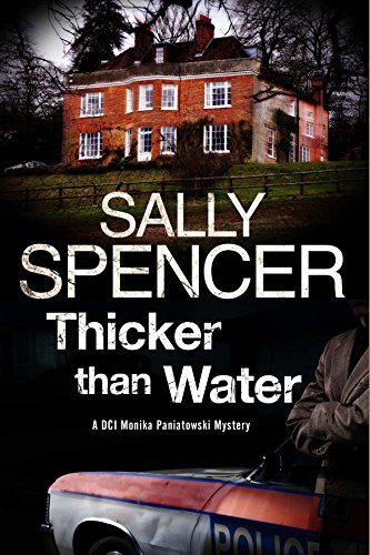Thicker Than Water By Sally Spencer