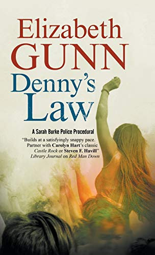 Denny's Law By Elizabeth Gunn