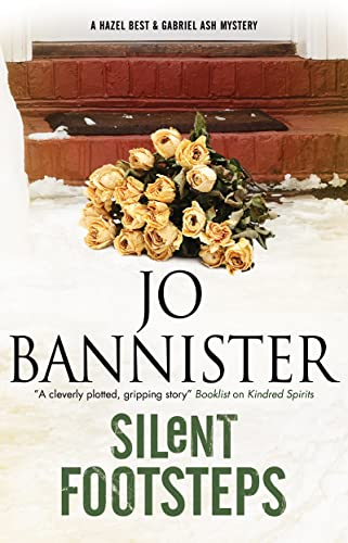 Silent Footsteps By Jo Bannister (Author)