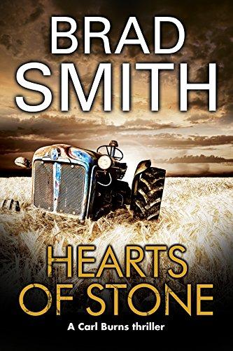 Hearts of Stone By Brad Smith