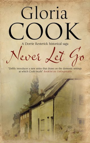 Never Let Go By Gloria Cook