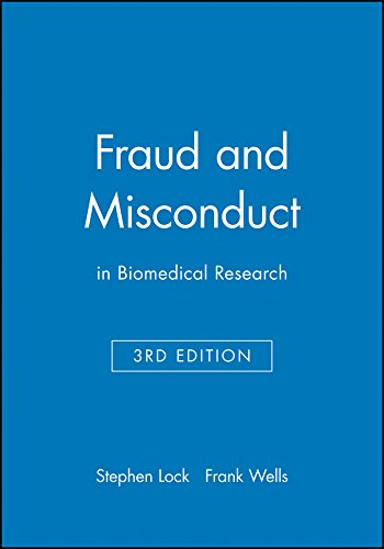 Fraud and Misconduct By Stephen Lock