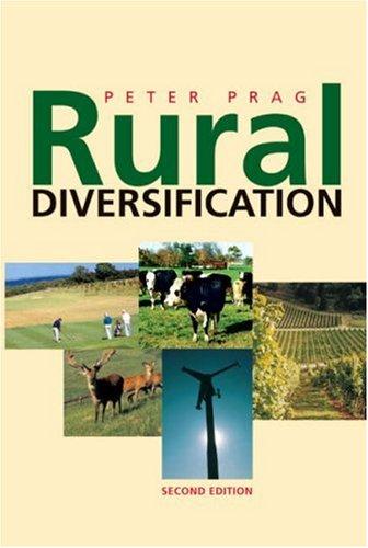 Rural Diversification By Peter A.B. Prag
