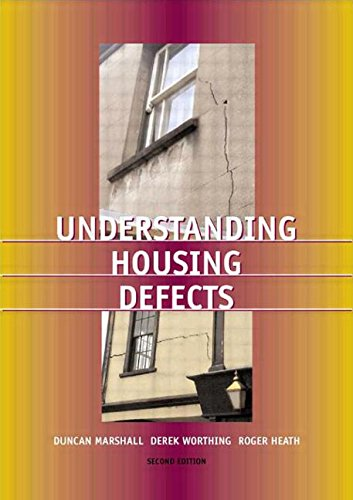 Understanding Housing Defects By Duncan Marshall