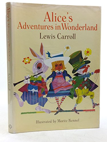 Alice in Wonderland by Carroll, Lewis Hardback Book The Cheap Fast Free Post