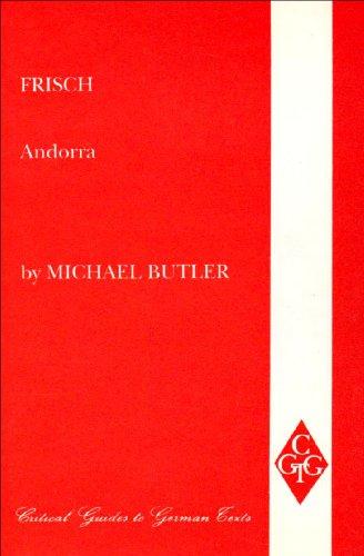 Frisch By Michael Butler