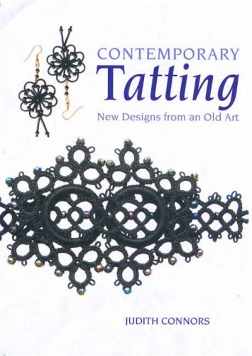 Contemporary Tatting By Judith Connors