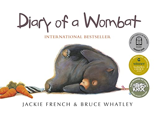 Diary of a Wombat von Jackie French
