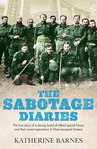 The Sabotage Diaries By Katherine Barnes