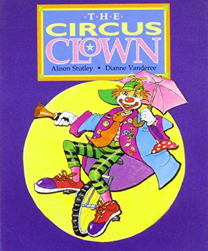 The Circus Clown By Stutley