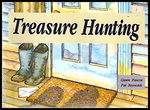 Treasure Hunting By Gwen Pascoe