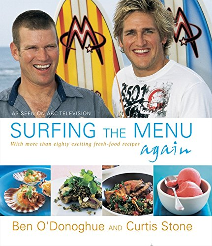 Surfing The Menu Again By Ben O'Donoghue