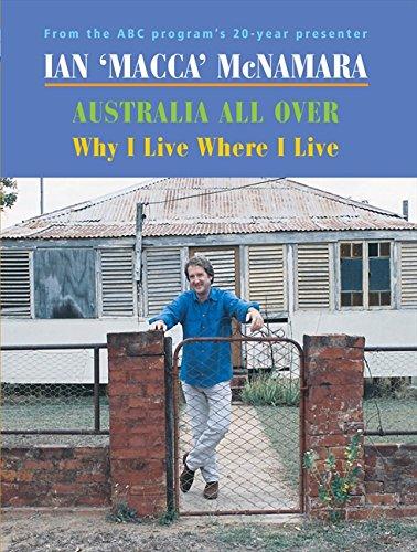Why I Live Where I Live By Ian McNamara