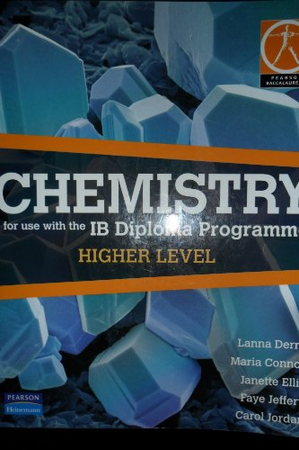 Chemistry By Lanna Derry