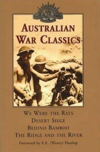 The Australian War Classics Collection. By Lawson Glassop