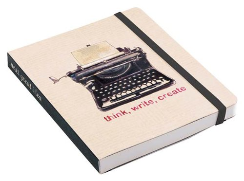 Vintage Typewriter Pocket Planner By Samantha Hahn