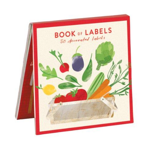 My Recipes Book of Labels By Heidi Schweigert