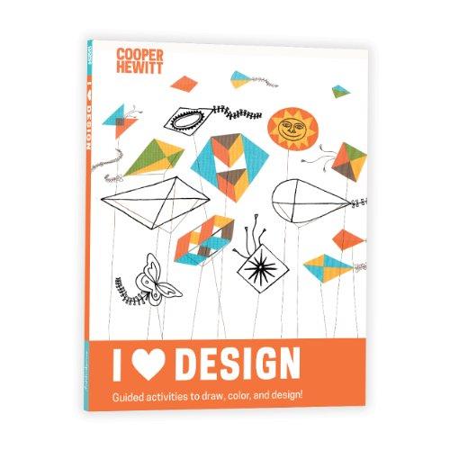 I Heart Design Cooper Hewitt Activity Journal von Abigail Haplin