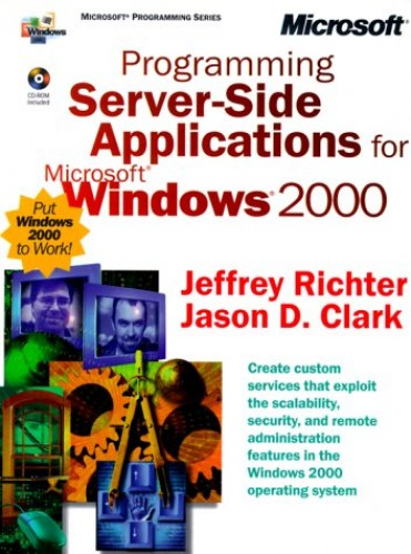 Programming Services for Microsoft Windows By Jake Richter