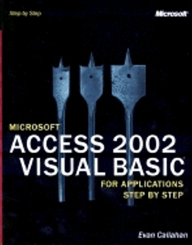 Access 10 VBA Step by Step (Step by Step (Microsoft)) By Catapult Inc.
