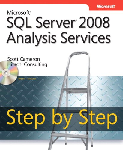 Microsoft SQL Server 2008 Analysis Services Step by Step By Hitachi Consulting