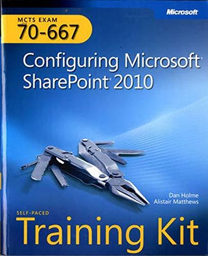Configuring Microsoft (R) SharePoint (R) 2010 By Alistair Matthews