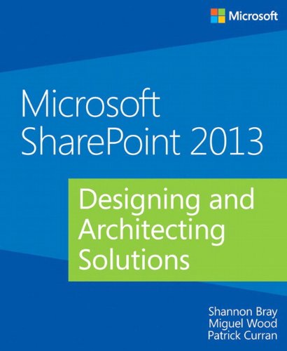 Designing and Architecting Solutions By Shannon Bray