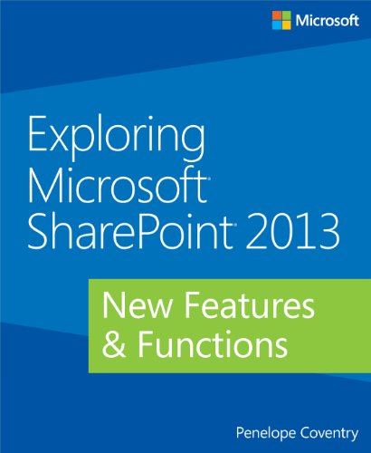 Exploring Microsoft SharePoint 2013 By Penelope Coventry