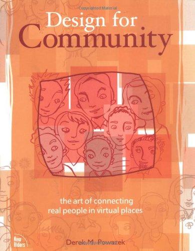 Design for Community By Derek Powazek