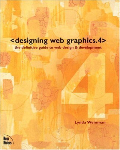 Designing Web Graphics by Lynda Weinman