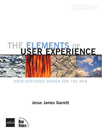 The Elements of User Experience: User-Centered Design for the Web (Voices (New Riders)) By Jessie James Garrett