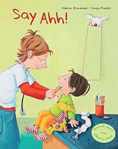 Say Ahh! By Sonja Fielder
