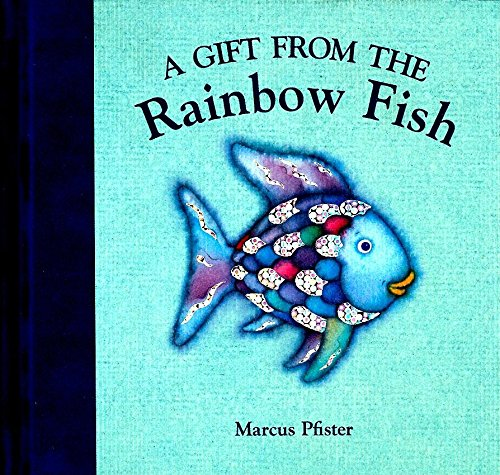 Rainbow Fish Gift Book By Marcus Pfister