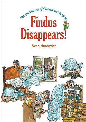 Findus Disappears! von Sven Nordqvist