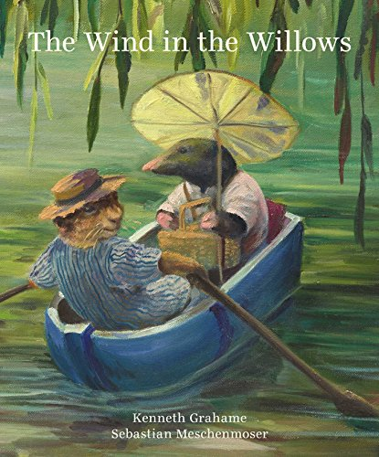 Wind In The Willows By Sebastian Meschenmoser