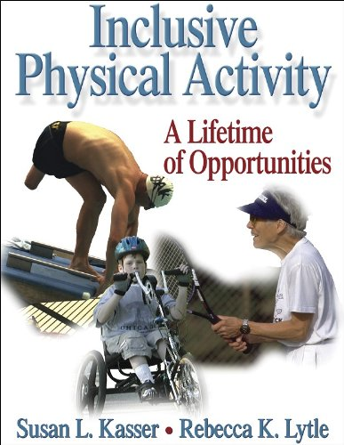 Inclusive Physical Activity By Susan L. Kasser