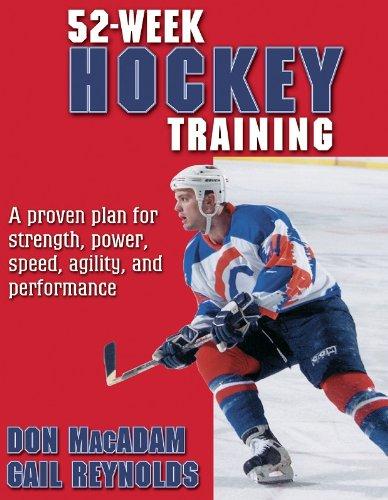 52 Week Hockey Training by Don MacAdam