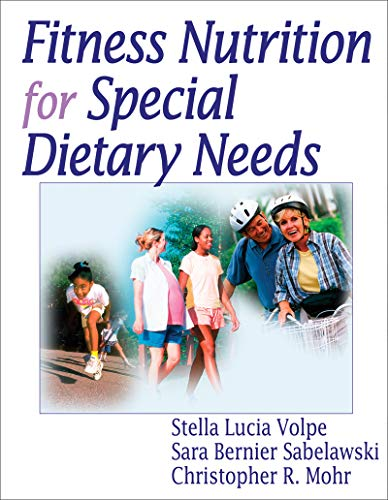 Fitness Nutrition for Unique Dietary Needs By Stella Volpe